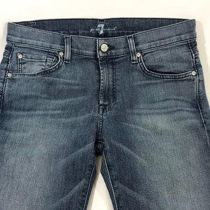 7 for all Mankind Denim Bootcut Jeans size 32